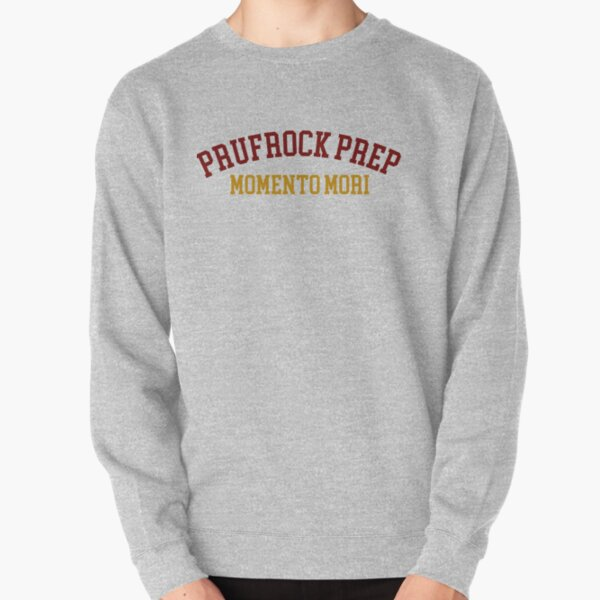 Prufrock Preparatory School - A Series of Unfortunate Events  Pullover Sweatshirt