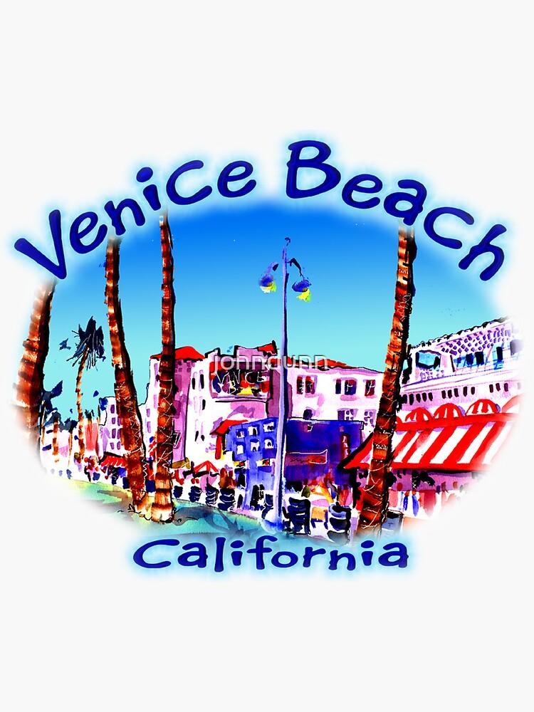 Venice Beach von johndunn