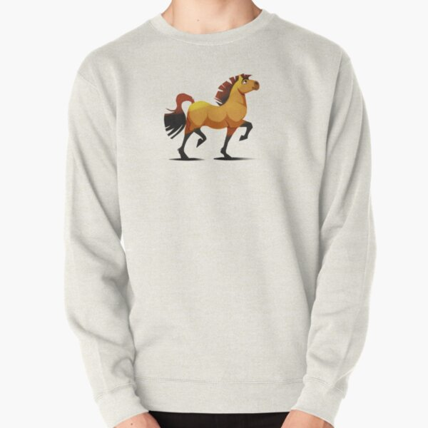 Spirit: Stallion of the Cimarron Pullover Sweatshirt