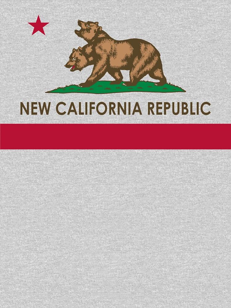 Classic New California Republic by 7secondman
