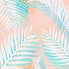 Tropical bliss - palm springs by Gale Switzer