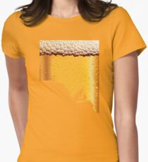 Lover of SA Beer Women's Fitted T-Shirt