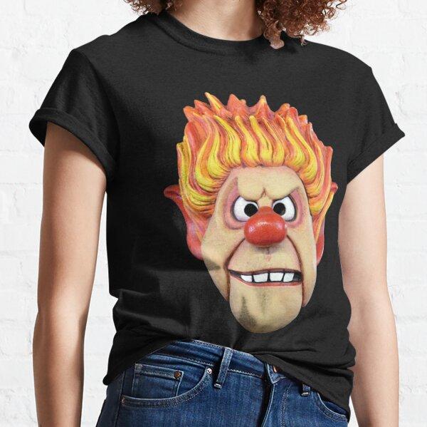 Heat Giser Head Classic T-Shirt