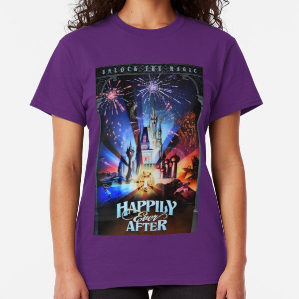 Happily Ever After Classic T-Shirt
