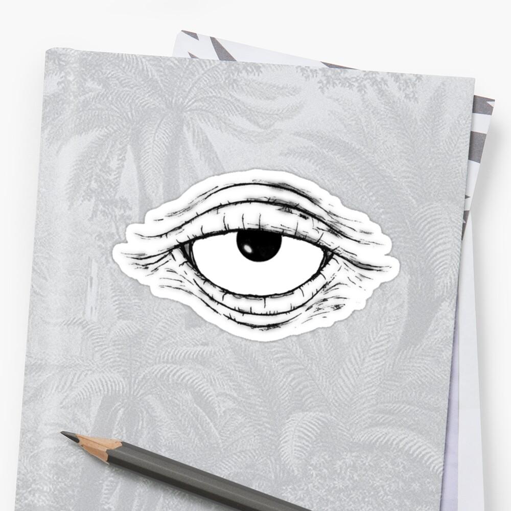 Eye Spy With My Third Eye by Lloyd Harvey