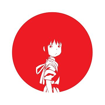 Chihiro Spirited Away by sammya89