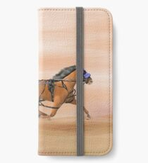 Pacer iPhone Wallet/Case/Skin