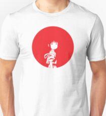 Camiseta unisex Chihiro Spirited lejos