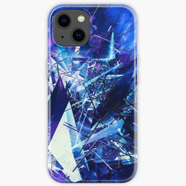 Structured chaos \1 iPhone Soft Case