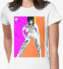 problem child Women's Fitted T-Shirt