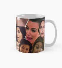 Kardashian's Crying Collage  Mug