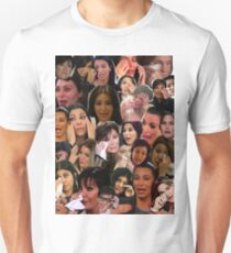 Kardashian's Crying Collage  Unisex T-Shirt