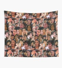 Kardashian's Crying Collage  Wall Tapestry