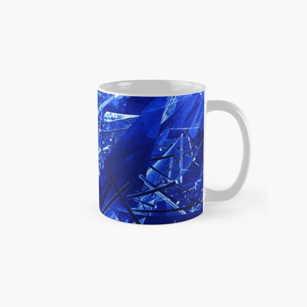 Structured chaos \3 Classic Mug