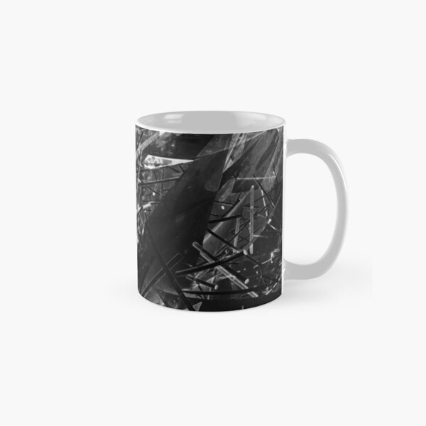 Structured chaos \4 Classic Mug
