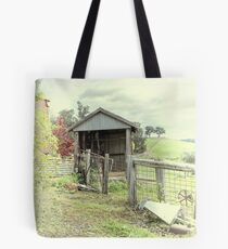 Anthony's Shed #2 Tote Bag