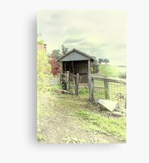 Anthony's Shed #2 Canvas Print