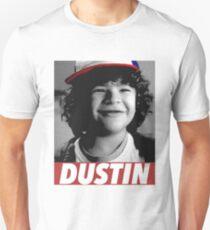 DUSTIN IS MY HERO Unisex T-Shirt