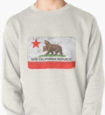 Distressed New California Republic Pullover