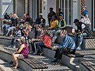 Spectators by awefaul