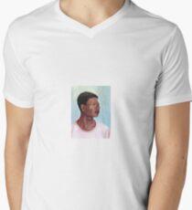 Myanmar Man Men's V-Neck T-Shirt