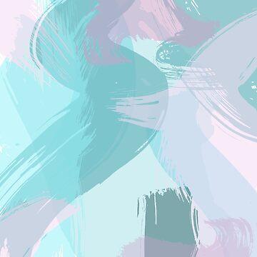 Abstract Strokes by nadjmahal