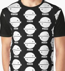pisces sign Graphic T-Shirt