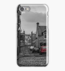 Bw Red Cars iPhone Case/Skin