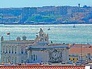 Lisbon. Tejo river view from the Castle by terezadelpilar ~ art & architecture