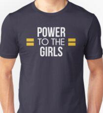Power to the Girls Unisex T-Shirt