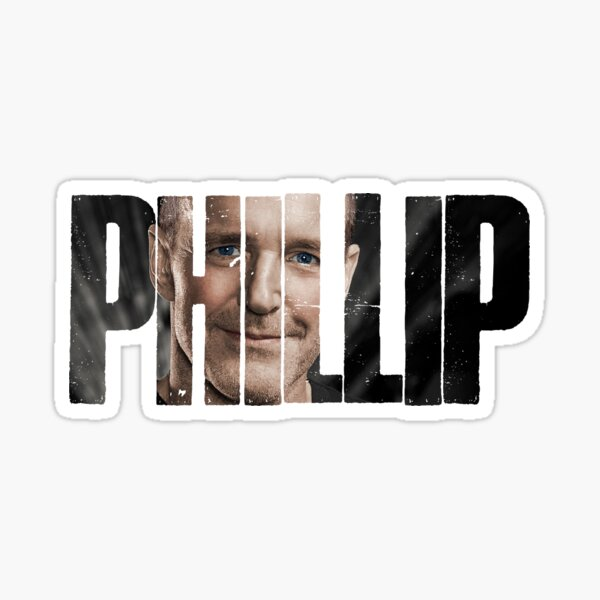 PHIL COULSON Sticker