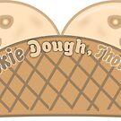 Kawaii Cookie Dough, Though by Castiel Gutierrez
