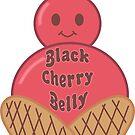 Kawaii Black Cherry Belly by Castiel Gutierrez
