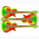 The Art of Rock 'n' Roll 3 by Paul Reay