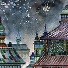 Night City by katriinaka