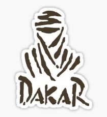Dakar Rally Sticker
