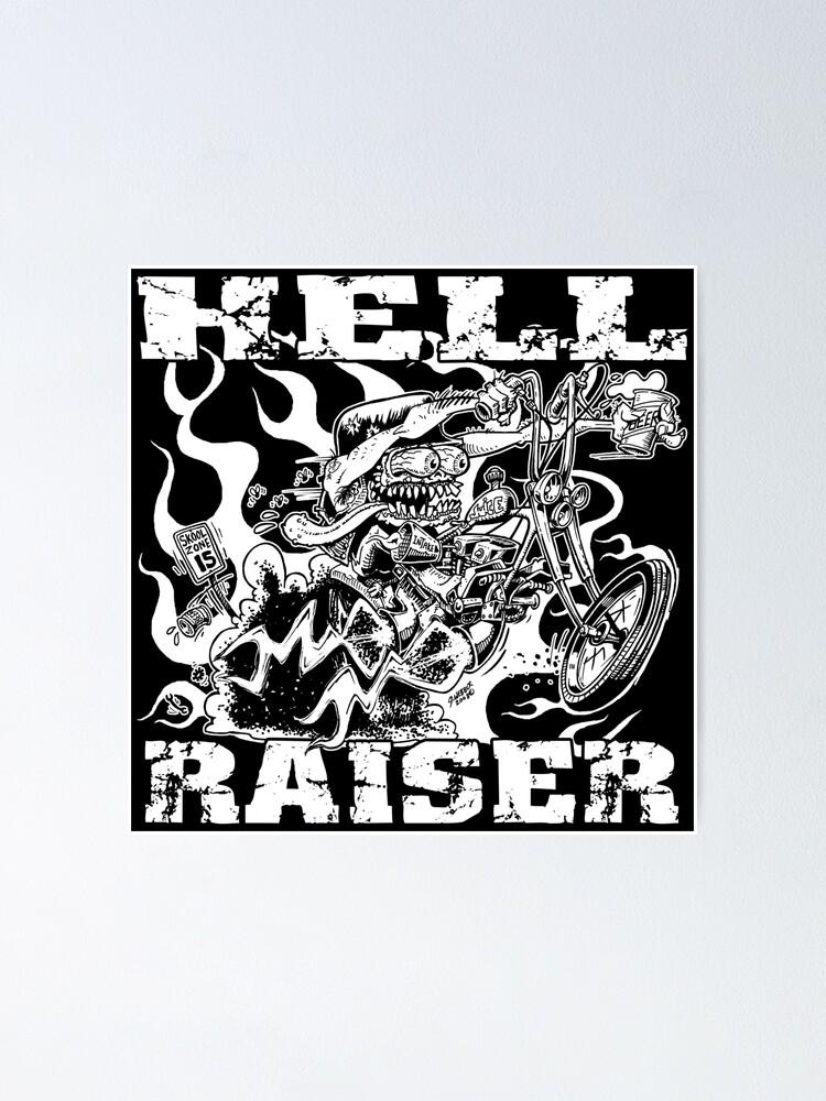 Alternate view of HELL RAISER Poster