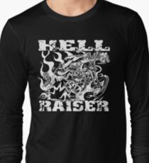 HELL RAISER Long Sleeve T-Shirt