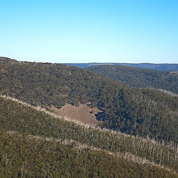 Mt Hotham in April by bubbleblue
