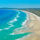 Tallow Beach by Penny Smith