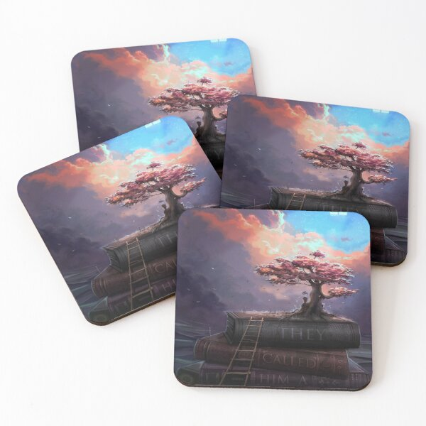 They called him a dreamer Coasters (Set of 4)