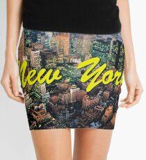 STUNNING! NEW YORK CITY RETRO 1970's Mini Skirt