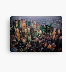 STUNNING! NEW YORK CITY Canvas Print