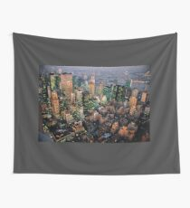 STUNNING! NEW YORK CITY Wall Tapestry