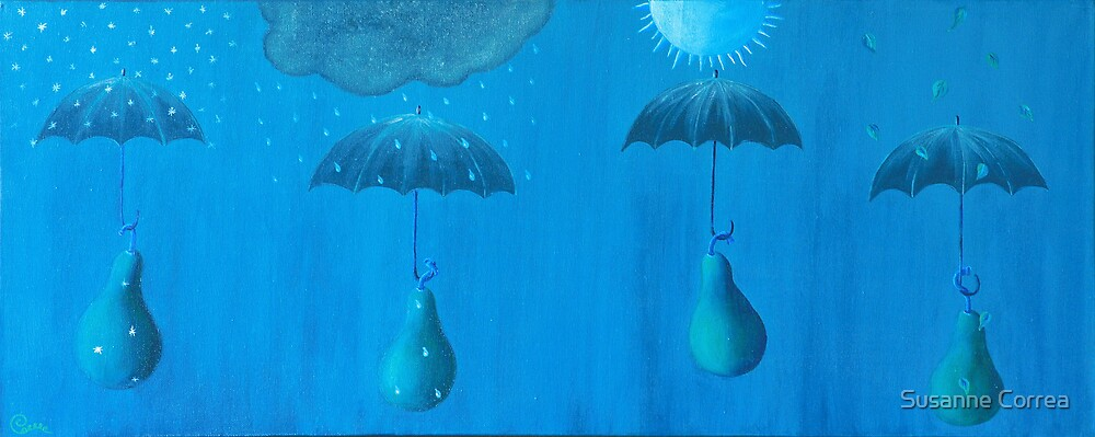 four seasons by Susanne Correa