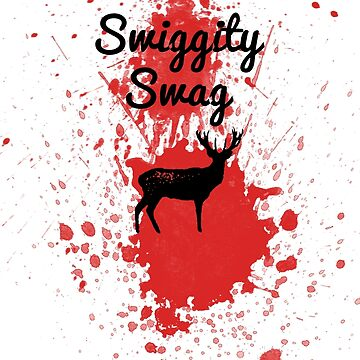 Swiggity Swag It's the Nightmare Stag by MelatoninNights
