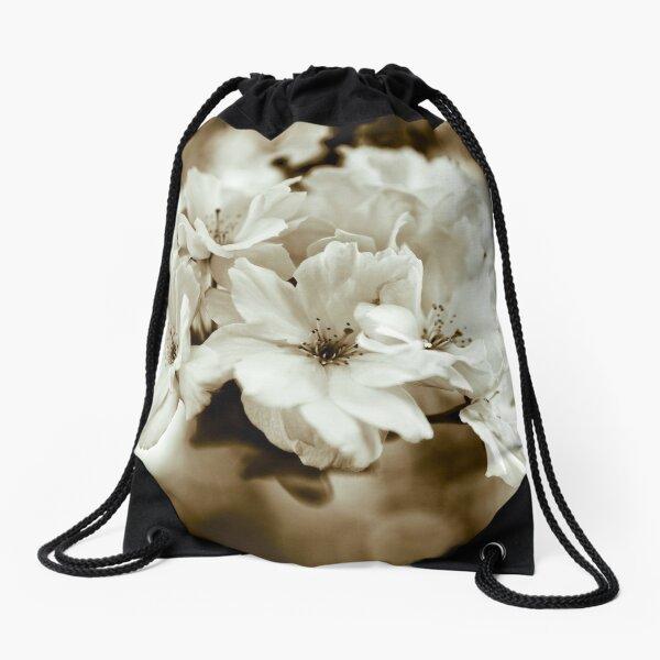 Sakura Drawstring Bag