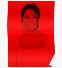Rosario Dawson - Celebrity Poster