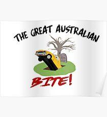 The Great Australian Bite! Poster