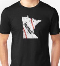 Minnesota Shirt Baseball Fans Gift Shirt Unisex T-Shirt